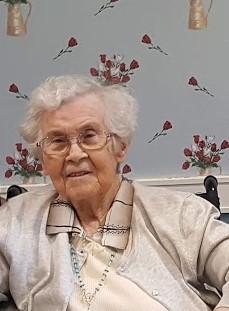 Obituary of Alice Bouchard, OSU