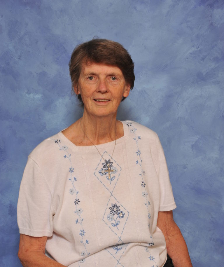 Obituary of Sr. Elizabeth (Beth) Dowd, OSU