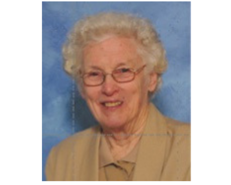 Obituary of Sr. Mary Boyan, OSU