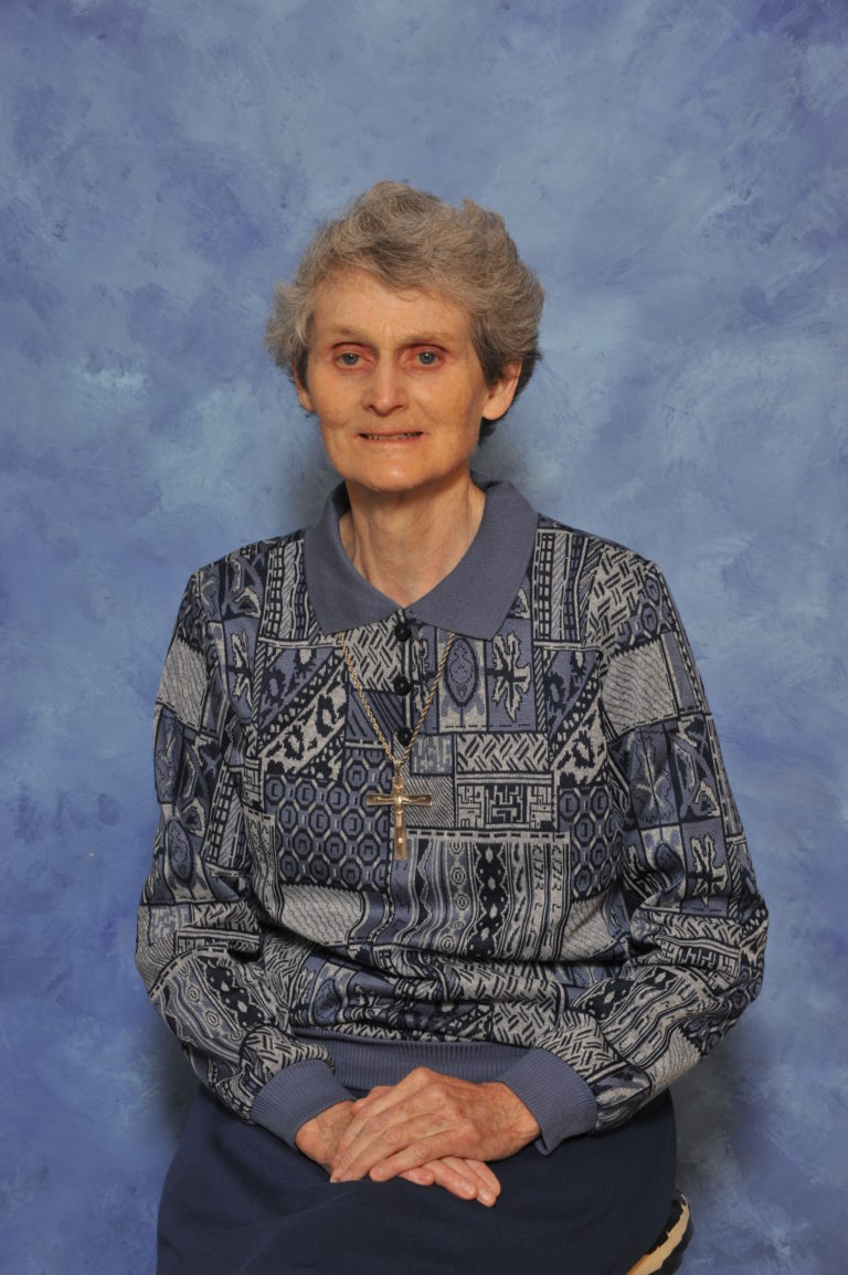 Obituary for Sr. Doris Therese Walbridge, OSU