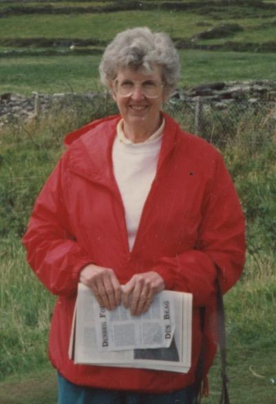 Sr. Mary Dowd, OSU Obituary