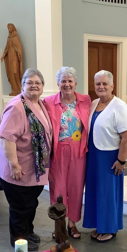 Ursuline Sisters Elect Leadership Team for 2020-25 Term