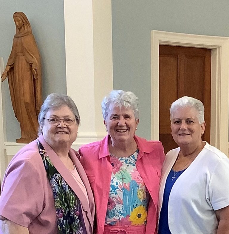 Ursuline Sisters Elect Leadership Team for 2020-25 Term