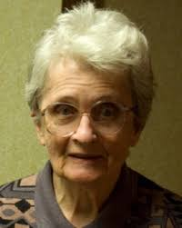 Obituary for Sr. Monica Ste.Marie, OSU