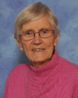 Obituary for Sr. Phyllis Hinchcliffe, O.S.U.