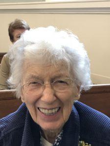 Obituary for Sr. Ann Duggan, OSU