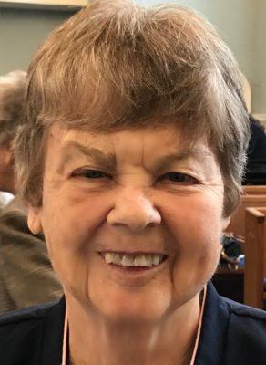 Obituary for Sr. Anne Walsh, OSU