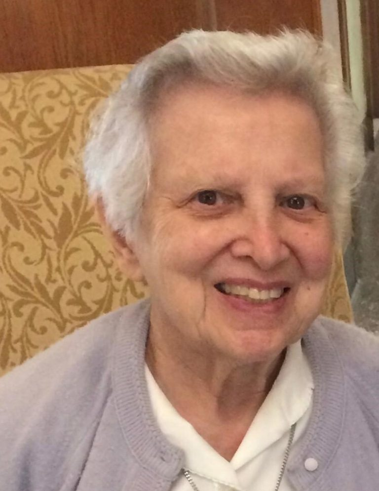 Obituary for Sr. Maria Rosa Deiso, OSU