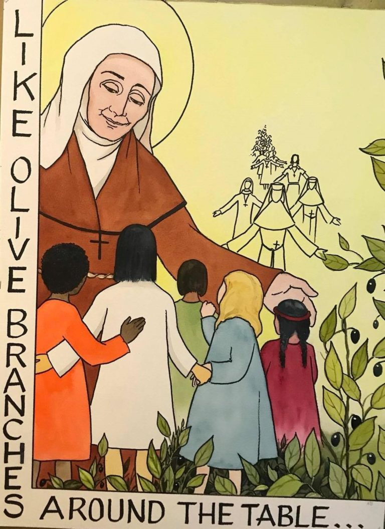 Happy Feast of St. Angela Merici – January 27th