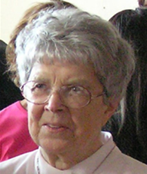Obituary for Sr. Regina Gagnier, OSU
